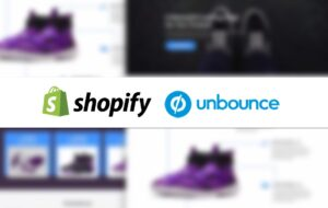 Shopify Unbounce
